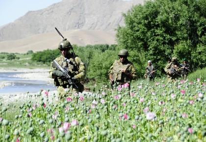 """Операция """"Несокрушимая свобода"""" - Афганистан"""