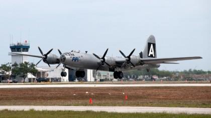 Бомбардировщик Боинг B-29