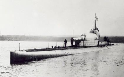 Дизель-электрические подводные лодки типа S
