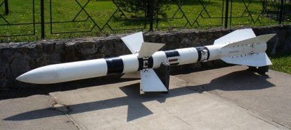 Управляемая ракета Р-27