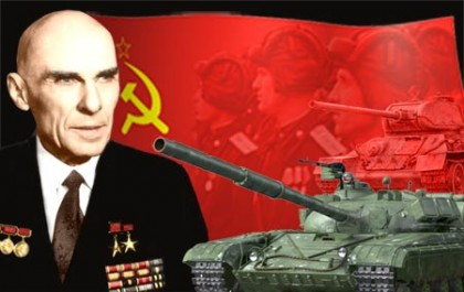 Конструктор Советских танков