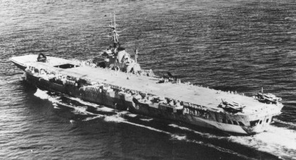 Британские легкие авианосцы типа Колоссус