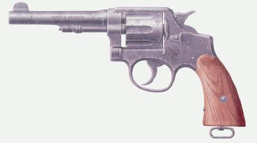пистолетов на военные,