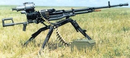 Пулеметы - пути развития