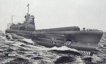 Японские подлодки типа I-400