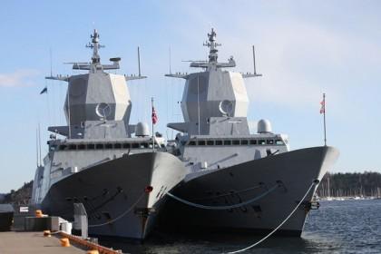 """Норвежские фрегаты класса """"Осло"""""""