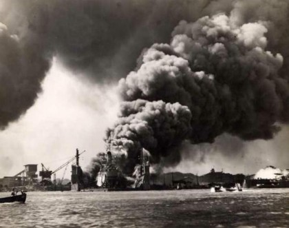 Война на Тихом океане 1941-1945 гг