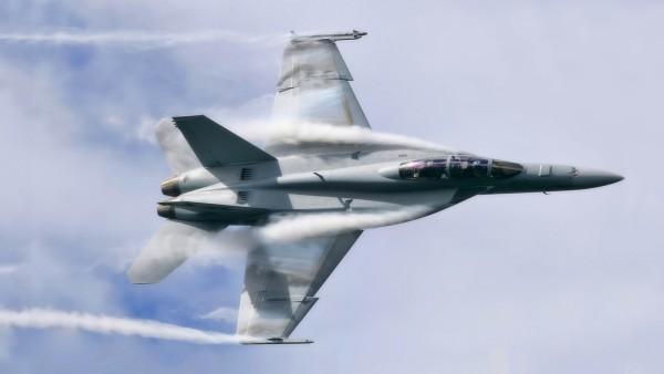 Самолет Боинг F/A-18E/F «Супер Хорнет»