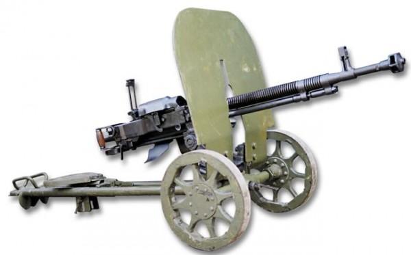 Пулемет ДШК в боях Великой Отечественной войны