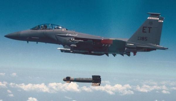Управляемые авиабомбы GBU-15/AGS-130