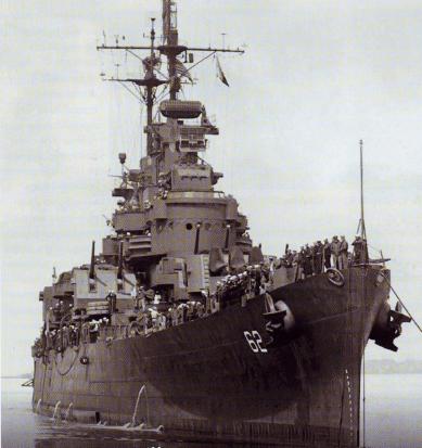 Легкие крейсера типа «Кливленд»