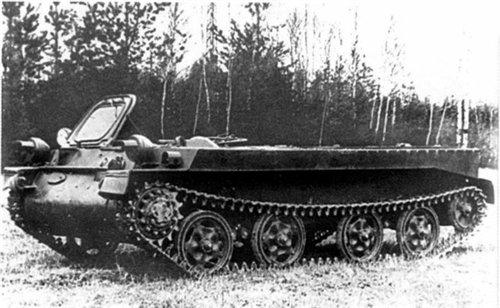 Транспортер-тягач ГТ-М («Объект 564»)
