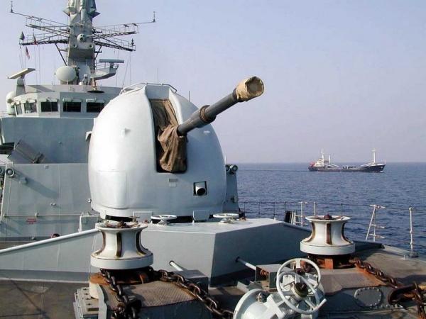 Артиллерийская установка Mark 8