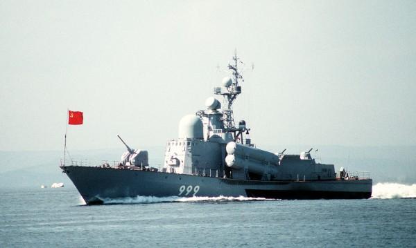 Ракетные катера проекта 1241 «Молния»