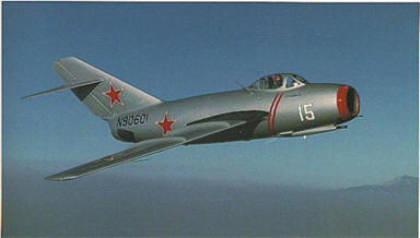 Модификации МиГ-15