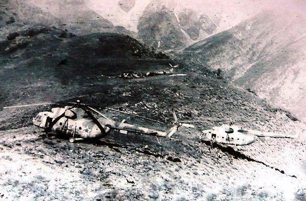 Операция «Маневр» в Афганистане