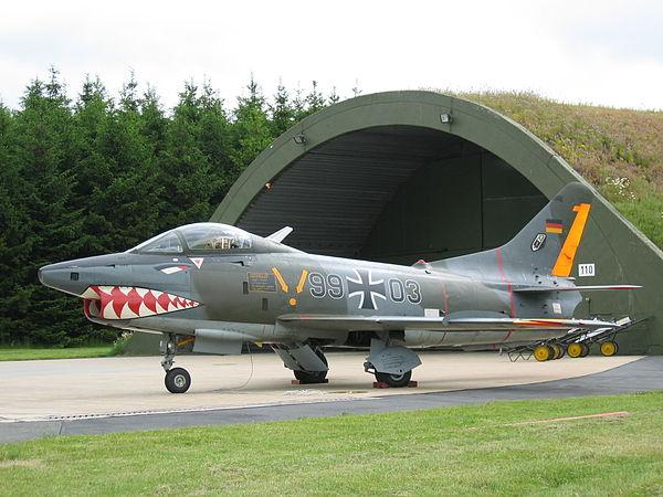 Самолет FIAT G-91
