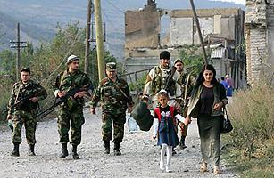 Осетино-Ингушский конфликт