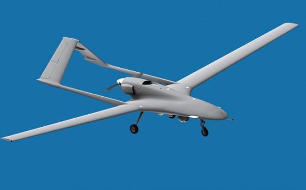 Беспилотный разведывательный летательный аппарат «БАЙРАКТАР-ТБ2»