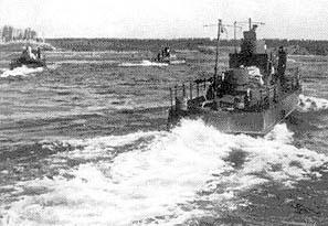 Ладожская военная флотилия