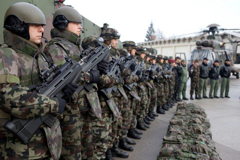 Вооруженные силы Бельгии