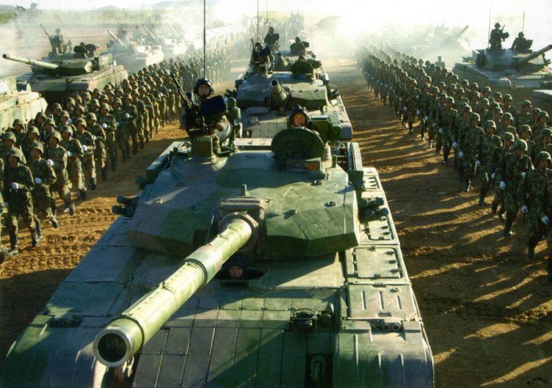 Китай проводит военную реформу