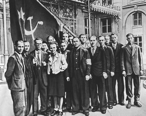 Движение сопротивления в Польше