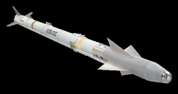 Управляемая ракета AIM-9X