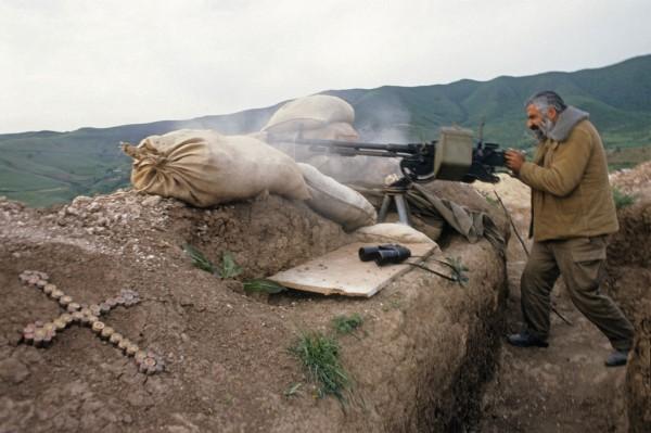 Армяно-Азербайджанские конфликты