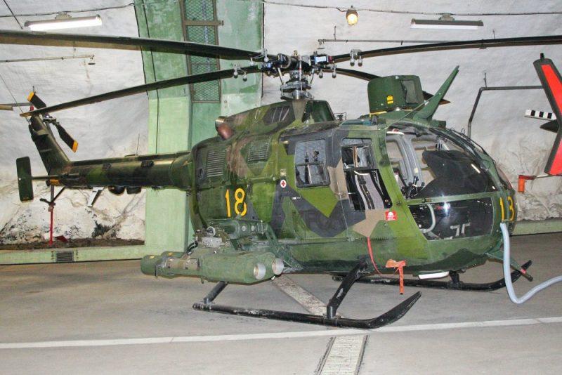 Вертолет «Мессершмитт-Белков-Блом» Bo 105