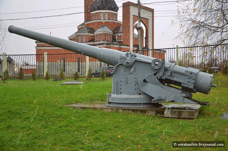 152-мм пушка Канэ