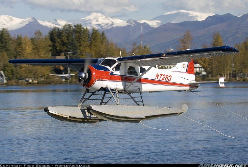 """Самолет DHC-2 """"Бивер"""""""