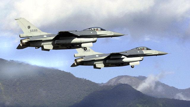 ВВС Тайваня