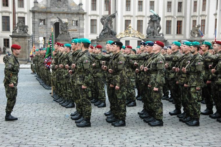 Армия Чехии