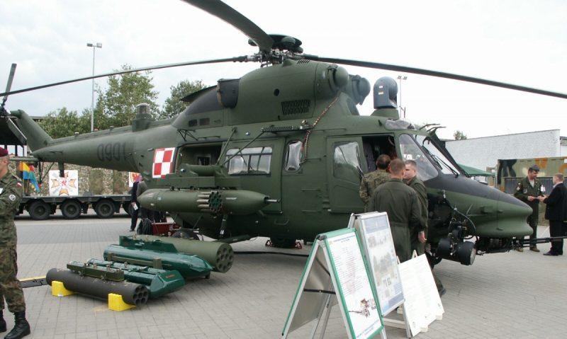 Вертолет PZL W-3