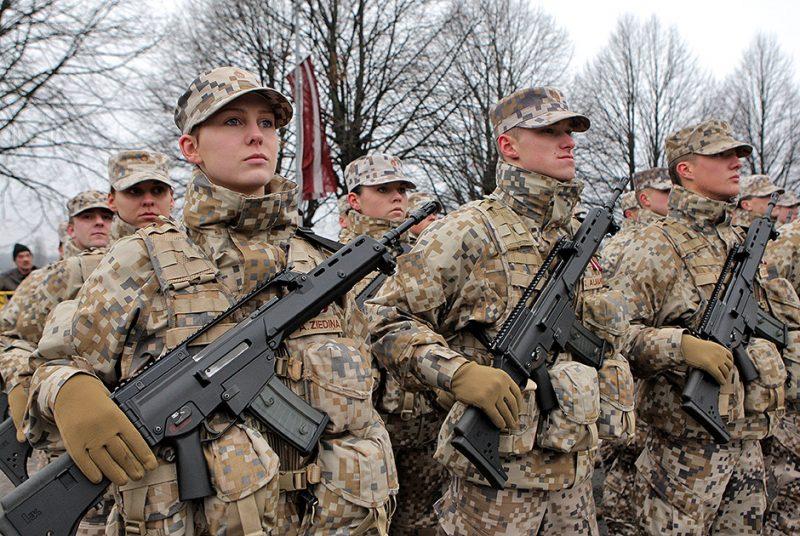 Армия-Латвии