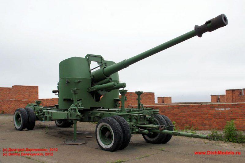 130-мм установка СМ-4-1
