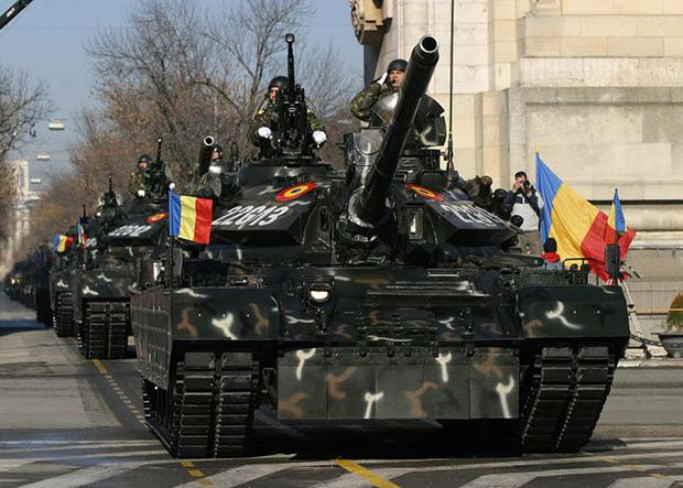 Вооруженные силы Румынии