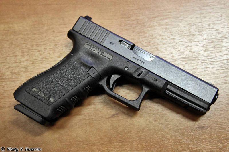 """Пистолет """"Глок 17"""""""