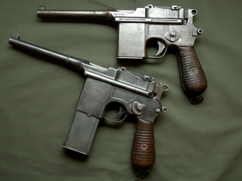 """Пистолет """"Маузер"""""""