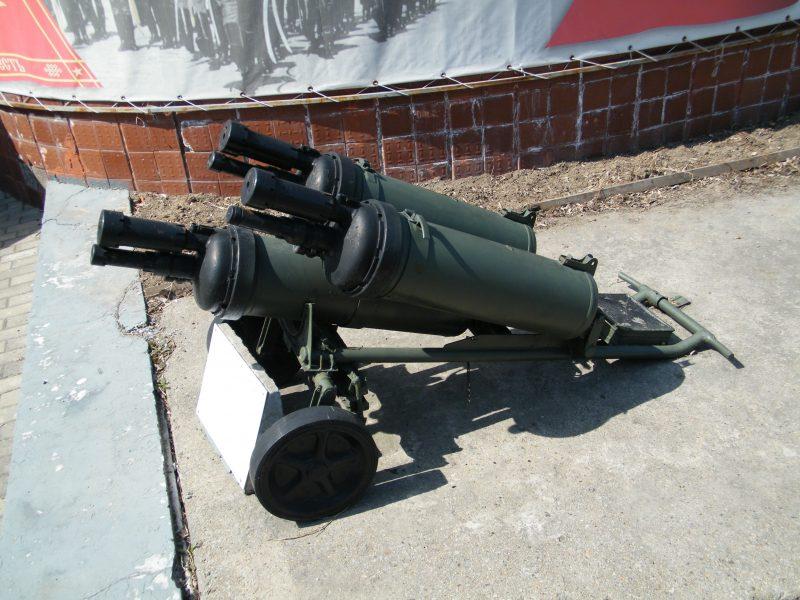 """Огнемет """"ТПО-50"""""""