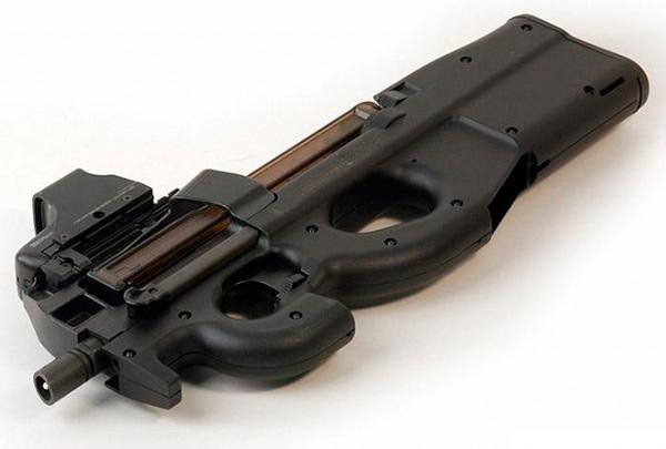Пистолет-пулемет FN P90