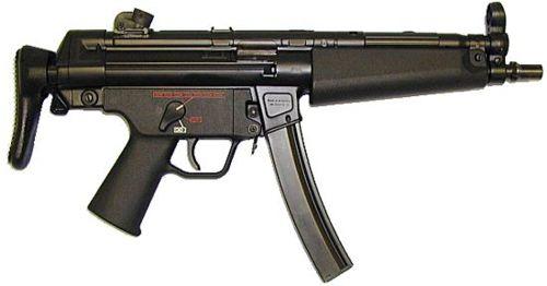 Пистолет-пулемет HK MP5