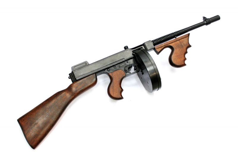 """Пистолет-пулемет """"Томпсона"""""""