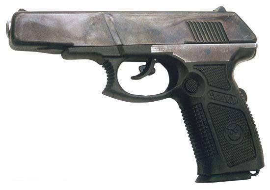 """Пистолет 6П35 """"Грач""""/СПС"""