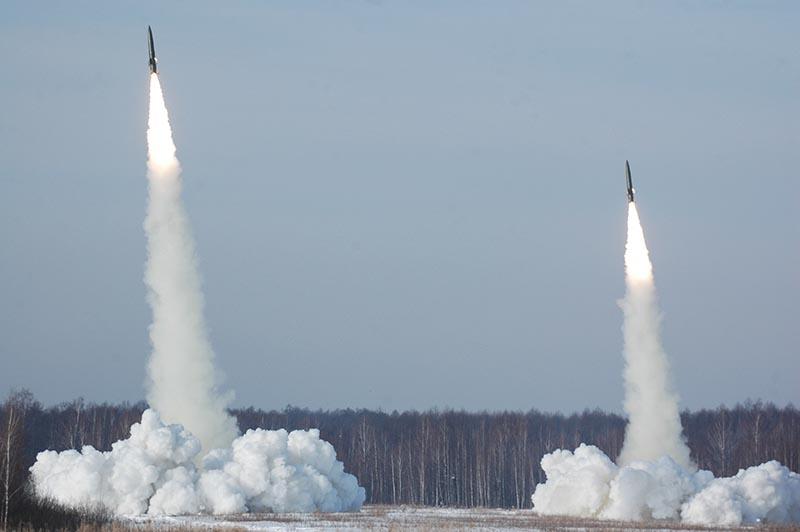 Стратегические ракетные комплексы наземного базирования