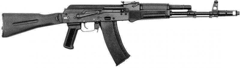 Автомат АК-74М