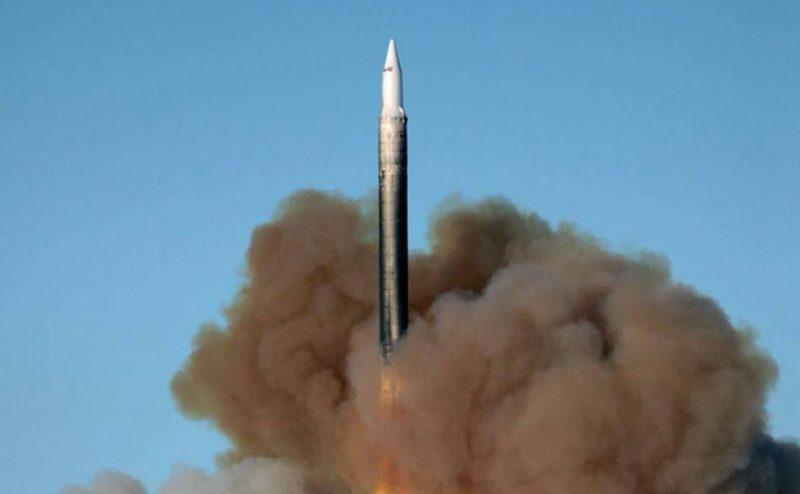 Стратегический ракетный комплекс с межконтинентальной баллистической ракетой УР-100НУТТХ