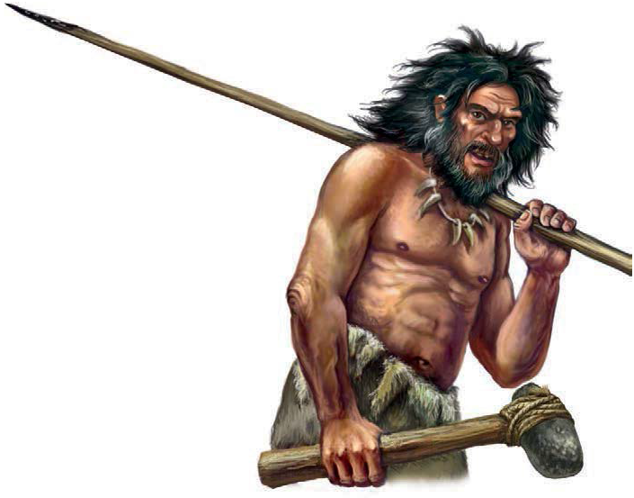 Древнейшее оружие