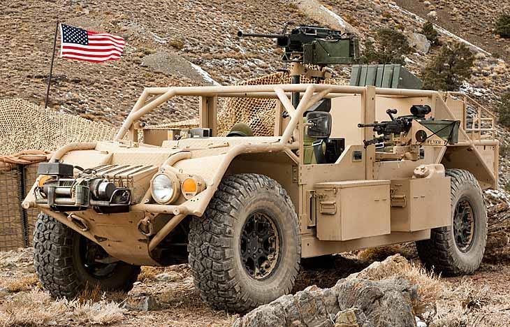 Легкие боевые машины